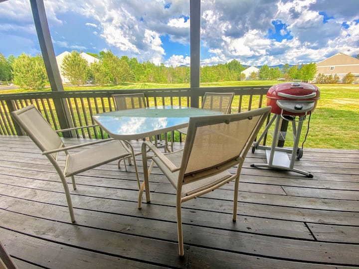 Bretton Woods condo with great views!