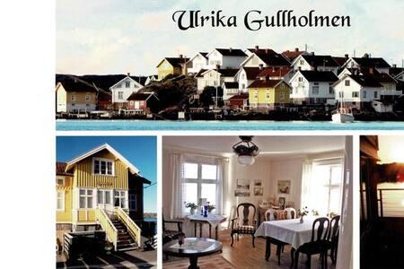 Havsnära på Gullholmen.