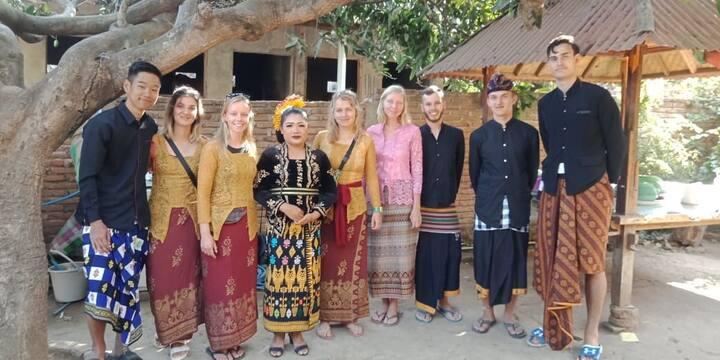 T&T Homestay Kuta Lombok 7 menit walk to beach
