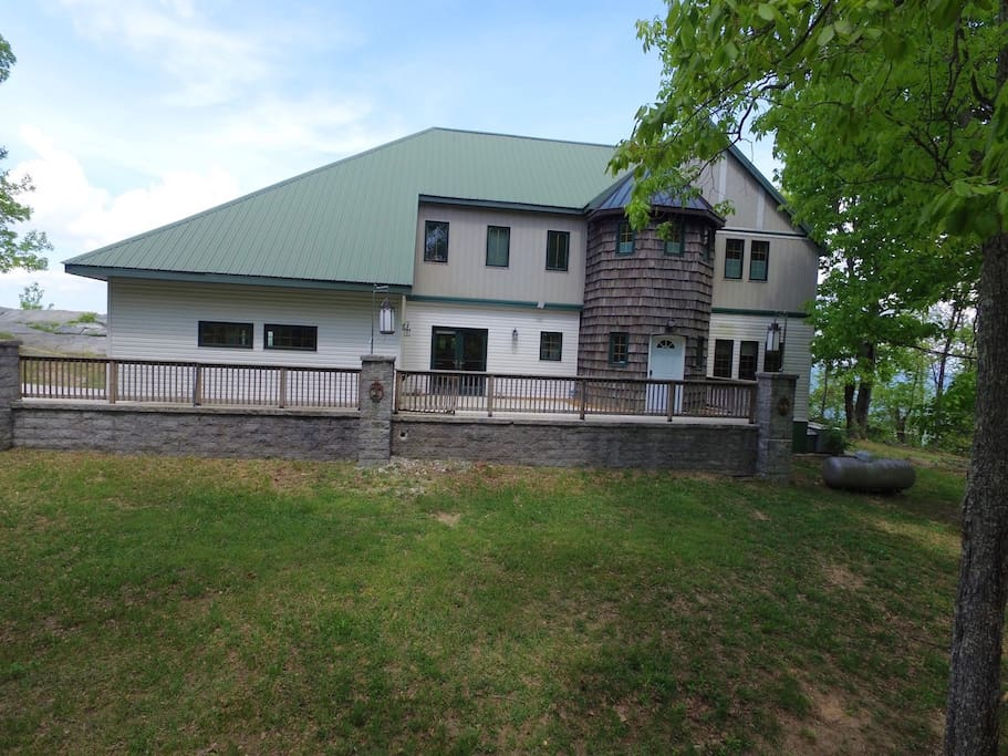 Chattanooga vacation rentals cloud 9 view houses for rent in lookout mountain georgia - Alpine vacation houses ...