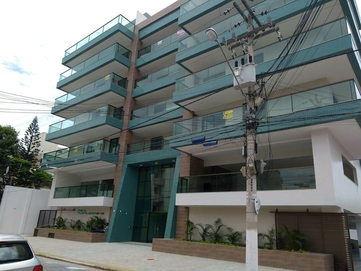 Apartamento a   2  Quadras da Praia do Forte