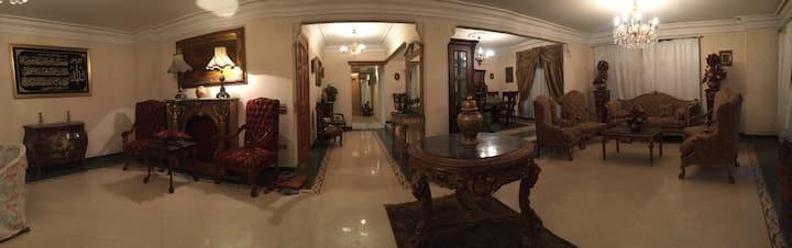 Elegant Nile side View Apartment