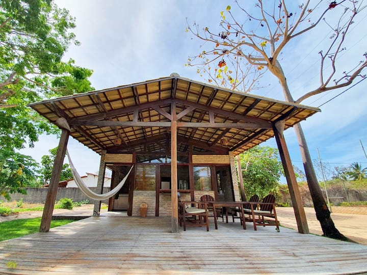Casa 13 - Mango I > Sua casinha de praia
