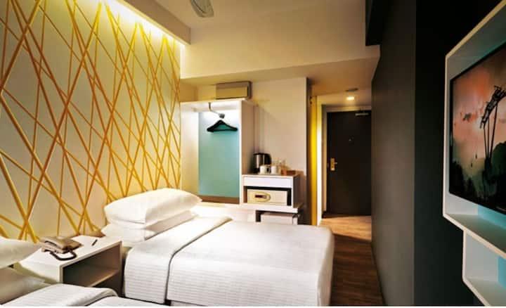 云顶第一酒店套房 Standard Room in First World Genting