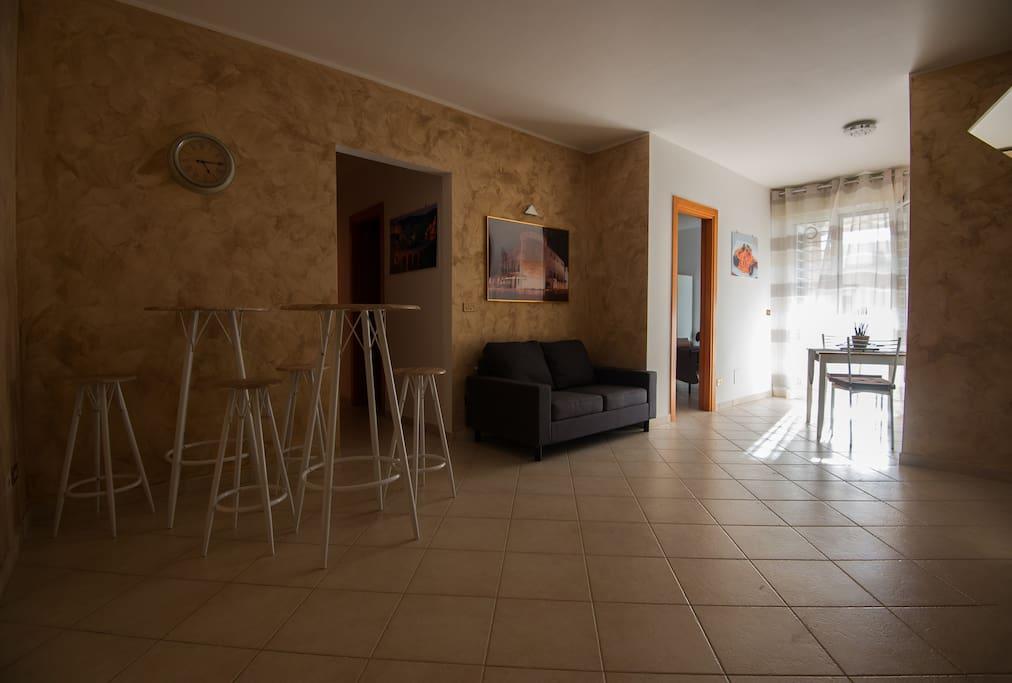Soggiorno (zona living)