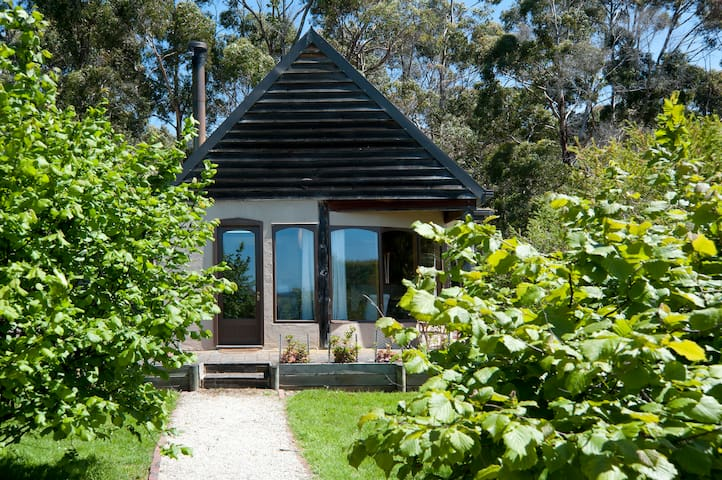 Herons Rise Vineyard Accommodation - The Studio