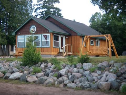 Musky Point Cabin 1