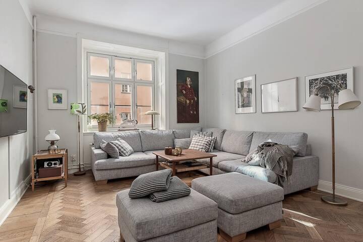 Big beautiful apartment, Stockholm