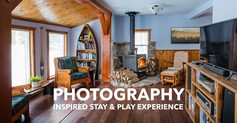 Photography Inspired - Stay and Play Experience!