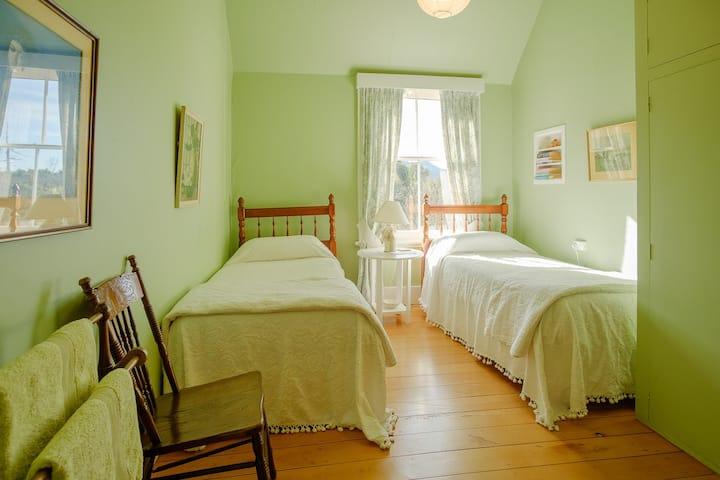 'Olive's Room', Waikonini Homestead