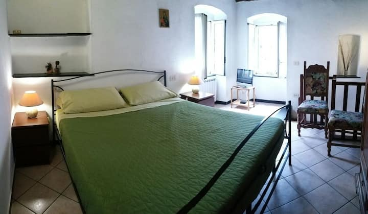 """Beautiful house in Portovenere and 5 Terre Area"""