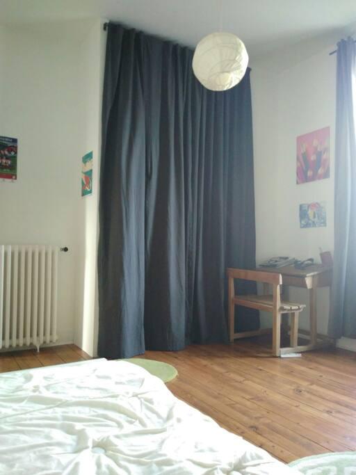 maison ann es 30 chambre verte maisons louer clermont ferrand auvergne rh ne alpes france. Black Bedroom Furniture Sets. Home Design Ideas