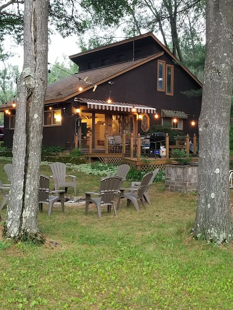 Peaceful Bayside Cottage