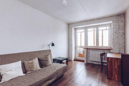 комната в стиле лофт - Yekaterinburg - ลอฟท์