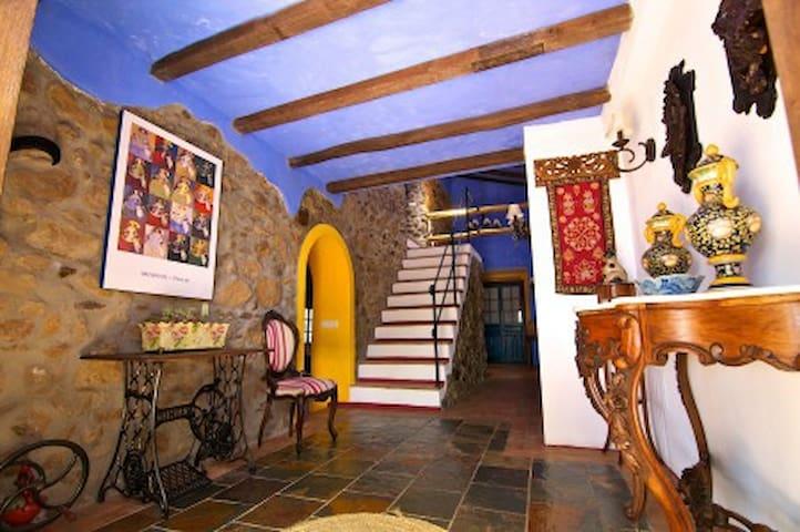Chic Spanish villa in Jimena - San Pablo de Buceite - Casa
