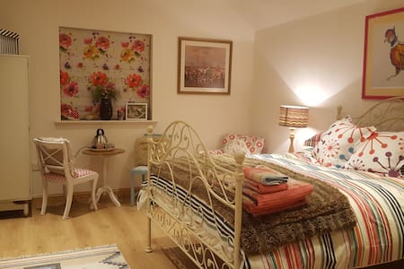 Glebe Farm Barn - Guest Accommodation