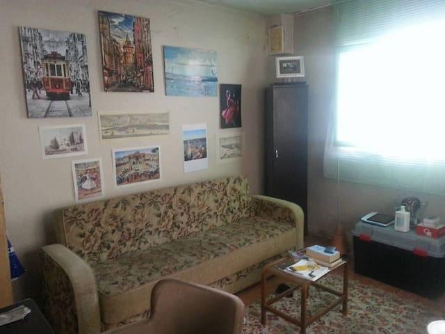 Istanbul'da her yere yakın - Horozluhan Organize Sanayi Bölgesi - Appartamento