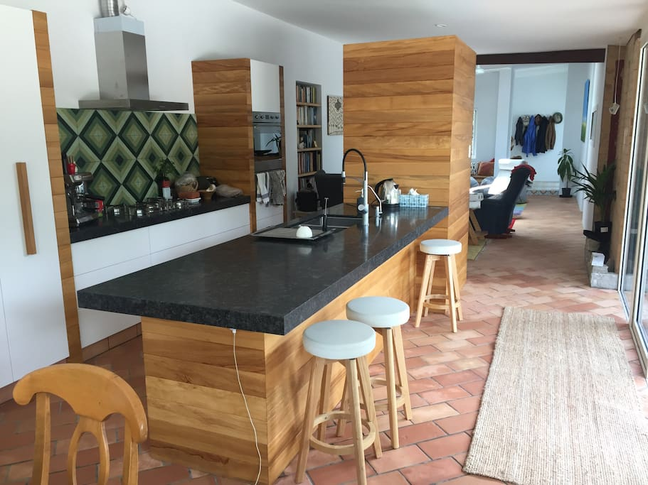 Newly Renovated with everything you could ever dream of in a kitchen