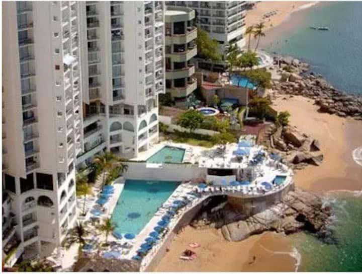Depto en acapulco del 29 dic al 3 de Enero 2020