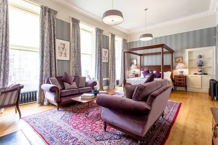 Scott House b&b  - Sir Walter Scott Suite Room