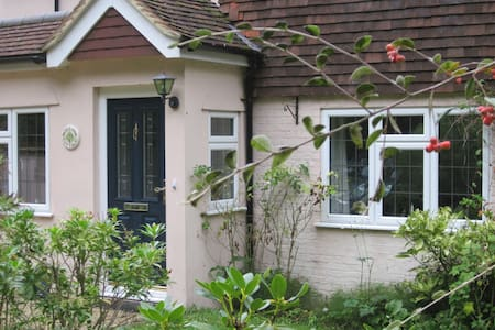 Luxury  4 bedroom cottage near Guildford, sleeps 6