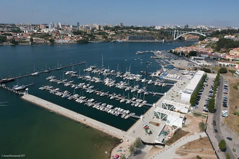 Goldensea Douro Marina - Fluss & Keller