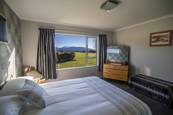 Mountain View Retreat - Te Anau - Casa