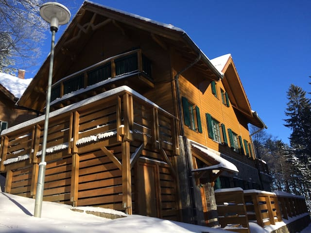 Pension Martin Spacious Apartment on Ski Resort II