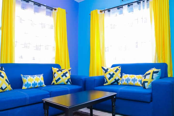 Milimani Suite 1 - Cosy 1BR apartment with Netflix