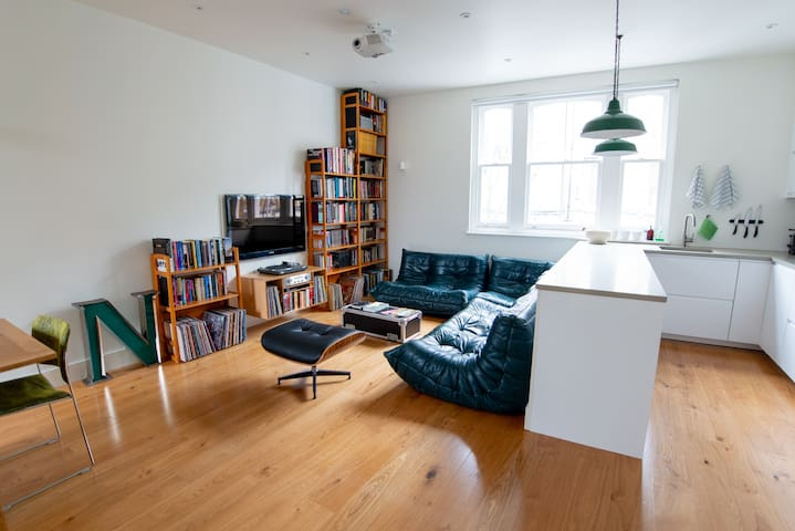 Whole spacious flat to call your own