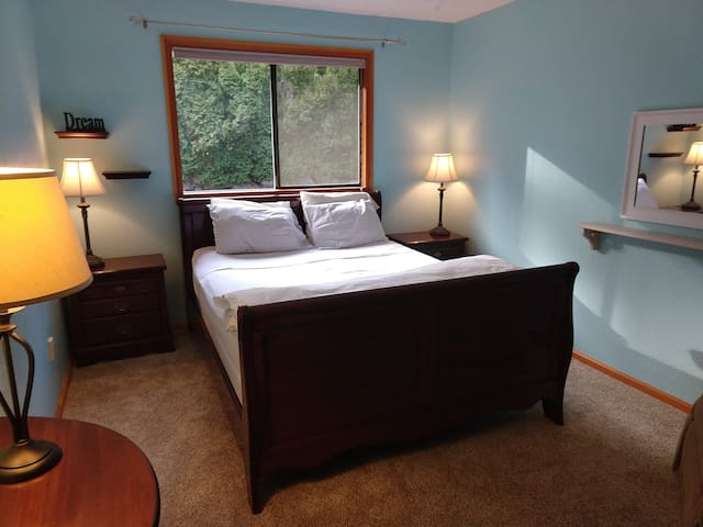 Bothell Guest House on Quiet Cul-de-sac