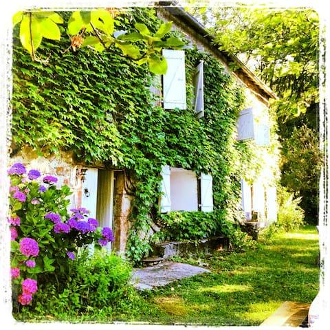 Belle maison de campagne familiale - La Salvetat-sur-Agout - Hus