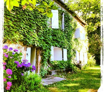 Belle maison de campagne familiale - La Salvetat-sur-Agout