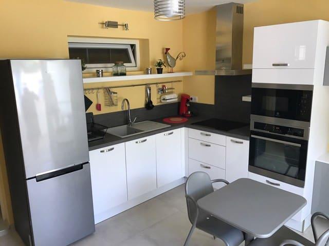 Appartement neuf en bord de Mer
