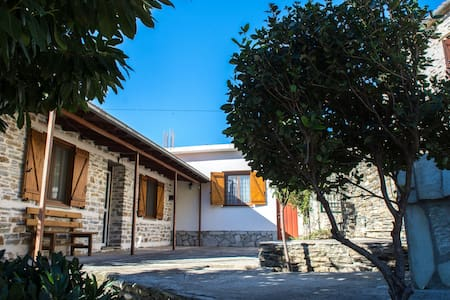 Beatiful house in Afetes Pilion - Αφέτες - Casa
