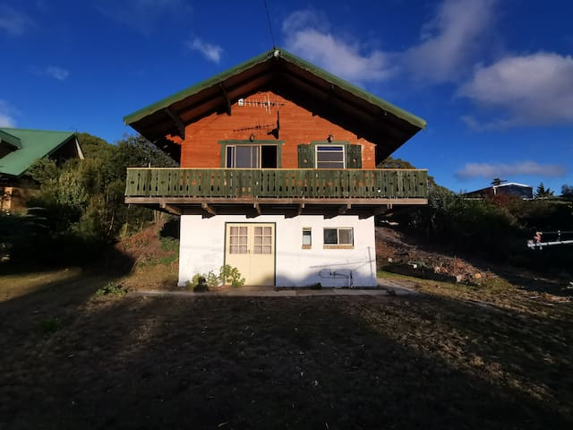 The Swiss Chalet -St Helens Tasmania