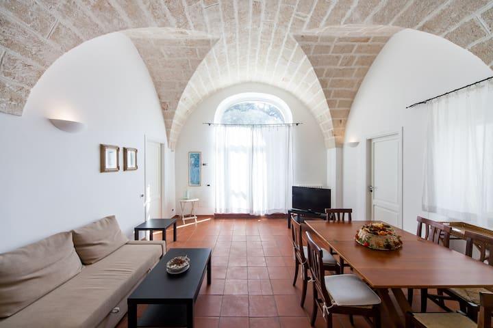 Casa Indipendente a Sud 6p con piscina - Monopoli - Apartment