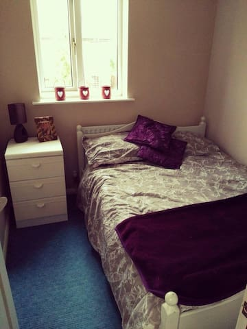Double Room in Wellingborough - Wellingborough - Ev