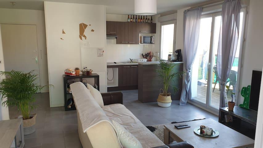 Chambre à louer - Toulouse - Patte d'Oie