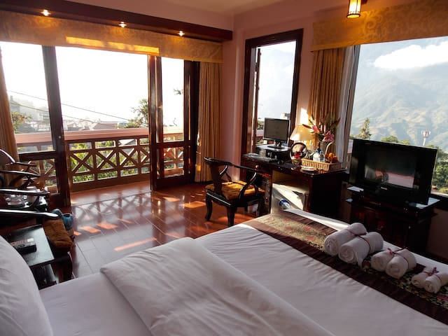 Stunning Triple Room in Lao Cai - tt. Sa Pa - Apartament