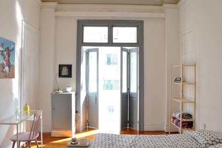HABITACIÓN DOBLE EN GUGGENHEIM - 빌바오(Bilbao) - 아파트