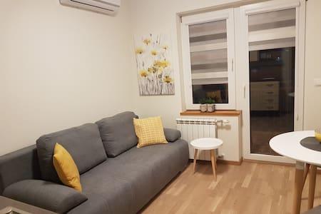 Apartman 3 površine 30 m2 sa balkonom
