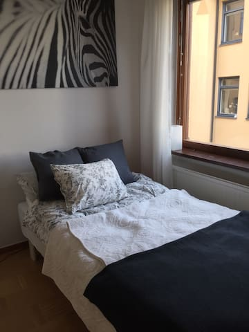 Lovely room in the city of Stockholm