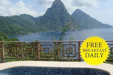 The Suite Life, Experience Romance - Soufriere - Bed & Breakfast