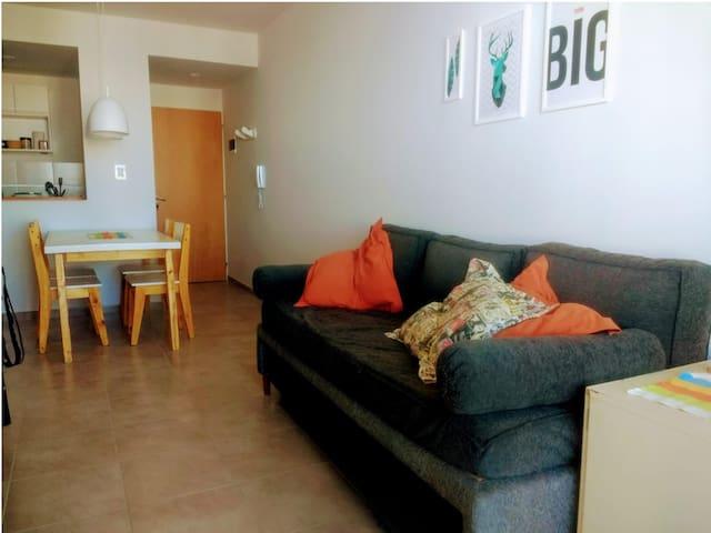 Depto Hola La Plata 13y63, Ubicación ideal, 1dorm