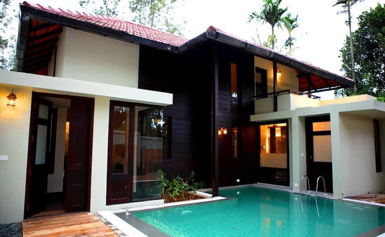 Indraprastham Presidential Suite with Heated Pool - Kumily