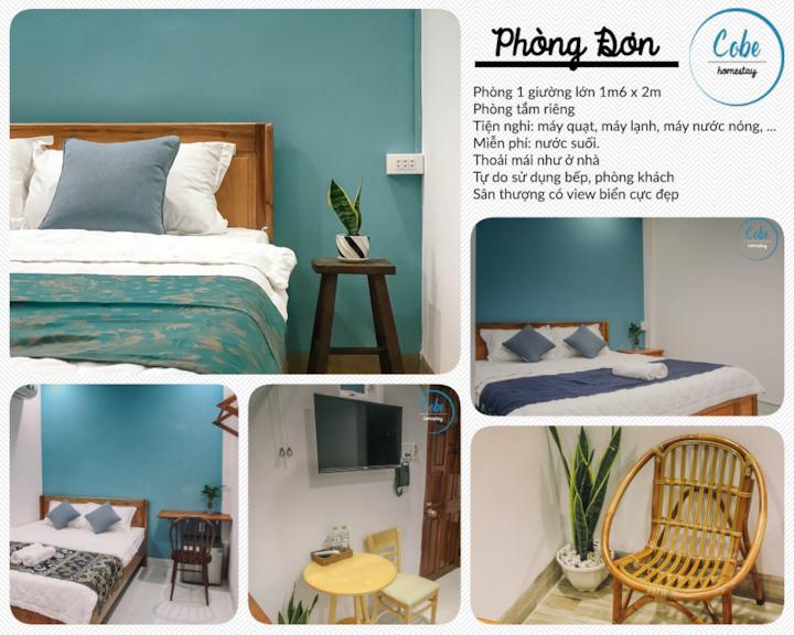 Cobe Homestay Quy Nhon - Cozy Double Room