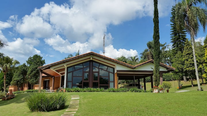 Country house in wonderful Ecological Condominium