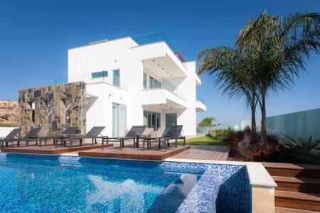 Sea Pearl 4 Bedroom Beachfront Villa 1