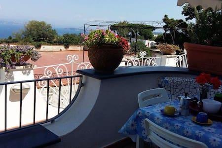 Bellissima casa 'Adam ' vista mare e total relax - Casamicciola Terme - 別墅